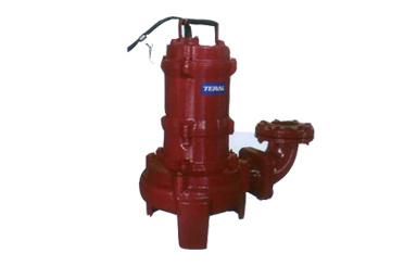 Model AVC: Sewage pumps