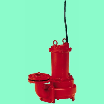 Model ABO: Sewage pumps and heavy duty sewage pumps
