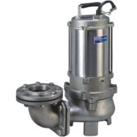 Model APLS/APVS: Stainless waste water pumps/ Stainless sewage pumps