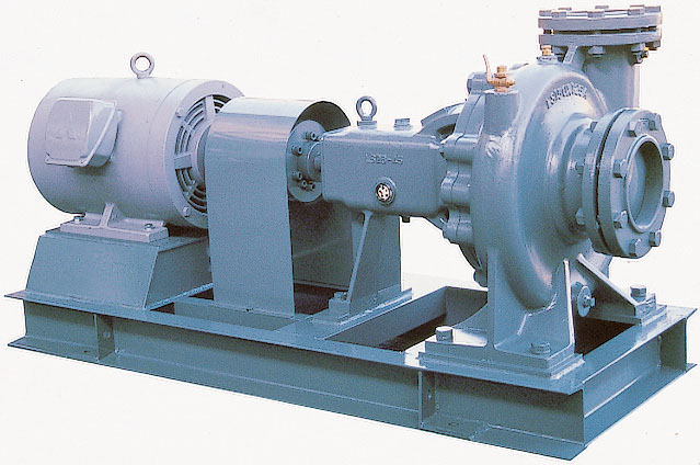 Model SB4/SB : End- Suction Centrifugal Pumps