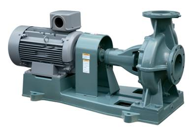 Model SJ: End suction centrifugal pump